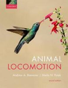 Animal Locomotion - Andrew Biewener,Sheila Patek - cover