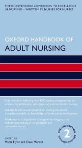 Oxford Handbook of Adult Nursing - cover