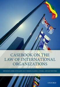 Judicial Decisions on the Law of International Organizations - cover