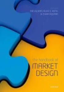 The Handbook of Market Design - cover