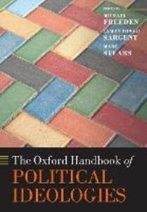 The Oxford Handbook of Political Ideologies - cover