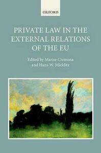 Private Law in the External Relations of the EU - cover