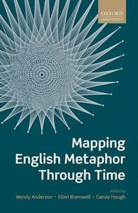 Mapping English Metaphor Through Time - cover