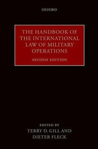 The Handbook of the International Law of Military Operations - cover