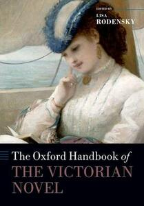 The Oxford Handbook of the Victorian Novel - cover