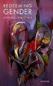 Redeeming Gender - Adrian Thatcher - cover