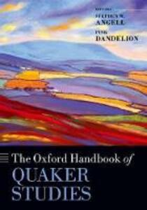 The Oxford Handbook of Quaker Studies - cover