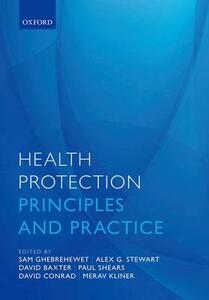 Health Protection: Principles and practice - cover