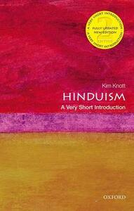 Hinduism: A Very Short Introduction - Kim Knott - cover