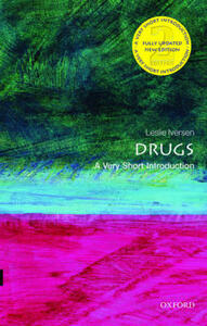 Drugs: A Very Short Introduction - Les Iversen - cover