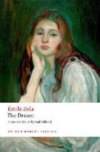 The Dream - Emile Zola - cover