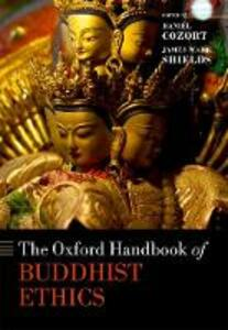 The Oxford Handbook of Buddhist Ethics - cover
