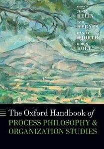 The Oxford Handbook of Process Philosophy and Organization Studies - cover