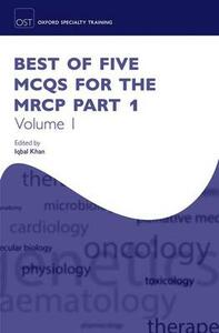 Best of Five MCQs for the MRCP Part 1 Volume 1 - cover
