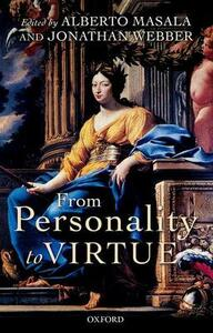 From Personality to Virtue: Essays on the Philosophy of Character - cover