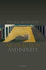 Abstraction and Infinity - Paolo Mancosu - cover