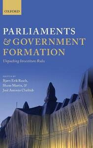 Parliaments and Government Formation: Unpacking Investiture Rules - cover
