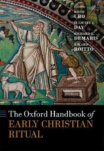 The Oxford Handbook of Early Christian Ritual - Rikard Roitto - cover