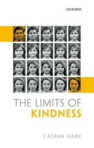 The Limits of Kindness - Caspar Hare - cover