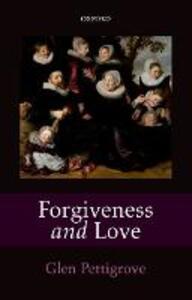 Forgiveness and Love - Glen Pettigrove - cover