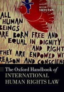 The Oxford Handbook of International Human Rights Law - cover
