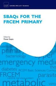 SBAQs for the FRCEM Primary - cover