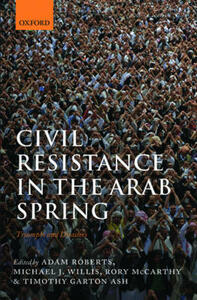 Civil Resistance in the Arab Spring: Triumphs and Disasters - cover