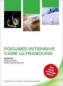 Focused Intensive Care Ultrasound - cover