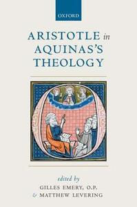 Aristotle in Aquinas's Theology - cover