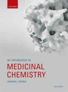 An Introduction to Medicinal Chemistry - Graham Patrick - cover