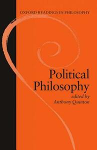 Political Philosophy - cover