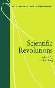 Scientific Revolutions - cover