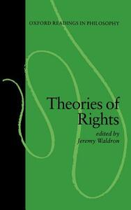 Theories of Rights - cover