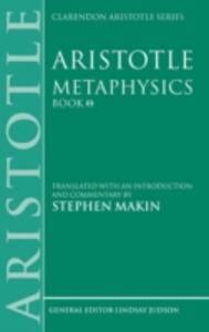 Aristotle: Metaphysics Theta: Translated with an introduction and commentary - cover