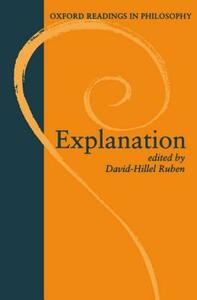 Explanation - cover