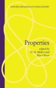 Properties - cover