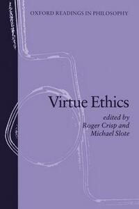 Virtue Ethics - cover