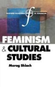 Feminism and Cultural Studies - cover