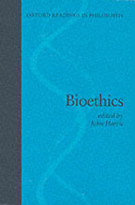 Bioethics - cover