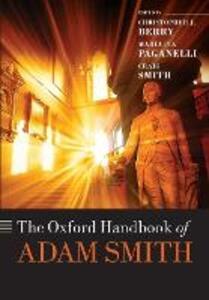 The Oxford Handbook of Adam Smith - cover