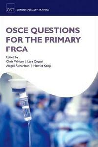 OSCE Questions for the Primary FRCA - cover