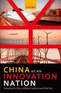 China as an Innovation Nation - cover