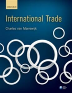 International Trade - Charles van Marrewijk - cover