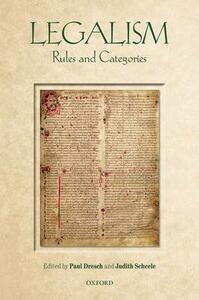 Legalism: Rules and Categories - cover