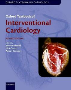 Oxford Textbook of Interventional Cardiology - cover
