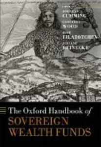 The Oxford Handbook of Sovereign Wealth Funds - cover