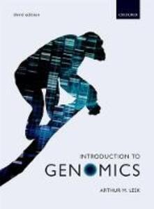 Introduction to Genomics - Arthur M. Lesk - cover
