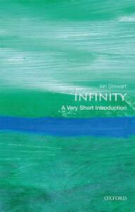 Infinity: A Very Short Introduction - Ian Stewart - cover