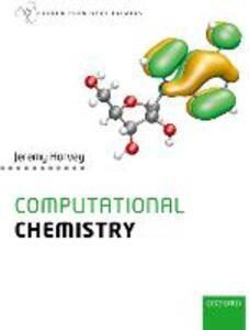 Computational Chemistry - Jeremy Harvey - cover
