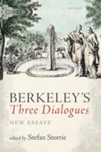 Berkeley's Three Dialogues: New Essays - cover